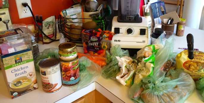 Everything but kitchen sink and Vitamix