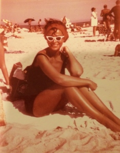 East Hampton Main Beach: July 1963
