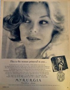 Woman primeval?